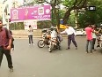Big B flags off bike rally to promote tiger conservation