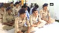 Bhopal police performs Shastra Puja on occasion of Dussehra