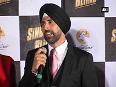 Akshay Kumar launches Singh is Bling trailer in Mumbai