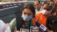 Smriti Irani slams CM Mamata for her comments against paramilitary forces