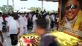 MK Stalin pays floral tribute to Annadurai on his 52nd death anniversary