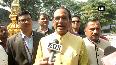 MP CM Shivraj Singh Chouhan visits Shirdi Sai Baba on New Year