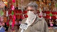 Sisters flock to markets to buy rakhis in Hyderabad.mp4