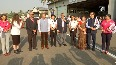 Tata Power re-enacts India's first commercial flight flown by JRD Tata in 1932