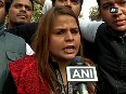JNU row Protesting NSUI workers detained