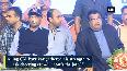 Ailing Parrikar asks 'how's the josh'  at inauguration of Mandovi Bridge