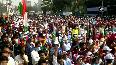 Subhas Bose zindabad CM Mamata raises slogans on Netaji s anniversary