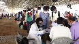 COVID-19 Migrant workers return to UP from Punjab, Haryana