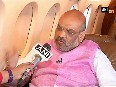 PM Modi s campaign in Varanasi was his duty as MP not desperation Amit Shah
