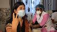 Eunuchs, transgenders receive first shot of COVID vaccine in WB s Siliguri