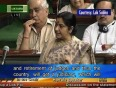 No one listens to PM: Sushma Swaraj