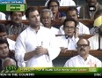 Rahul gandhi takes on centre says acche din govt has failed india part  2