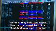 Sensex falls by 298 points, PSU banks underperform