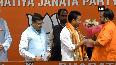 Former Congress MLA Prakash Behera joins BJP