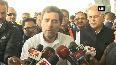 NPR, NRC are attacks on poor people, says Rahul Gandhi