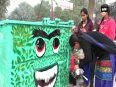 Painting contest held to promote Swachh Bharat Abhiyan