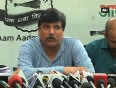 Aap demands revoking govt s orders that stripped acb s power to probe govt employees