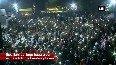 Watch: People hold flashlight protest against CAA, NRC, NPR in Pune