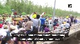Watch Haryana farmers march towards Governor s residence