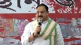Accepting mandate, play important role of Opposition Nadda to party leaders