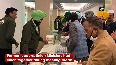 SEE: Ministers share farmers' langar food during meet