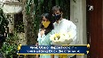 Bollywood stars spotted donning masks in Mumbai