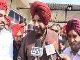 Gurdaspur By-Election results Congress celebrates Sunil Jakhar s lead by 1 lakh votes, Sidhu calls it Diwali gift