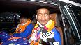 Javelin thrower Sundar returns home receives warm welcome at Delhi airport