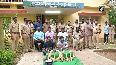 Tusks recovered in Shivamogga, 3 smugglers arrested.mp4