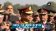 Watch Cadets perform passing out parade at IMA