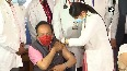 Health Minister Harsh Vardhan takes first shot of COVID vaccine
