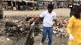 Massive cleanliness drive begins to save Mahananda River in WB s Siliguri