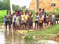 Government starts flood relief distribution in affected areas of West Bengal & Odisha