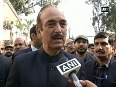 PDP  BJP to decide when to form govt Azad
