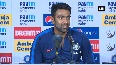 Saha is great wicket keeper for spinner bowlers R Ashwin
