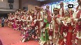 21 specially abled Hindu & Christian couples tie nuptial knot in Surat city, Gujarat
