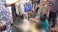 Noida suicide case Locals & family members protest over 9th class student suicide