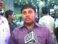 Indian workers return home from war torn iraq