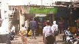Lockdown 3.0 Delhiites maintain social distancing norms outside liquor shop in Jhandewalan