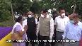 Assam CM visits flood affected areas.mp4