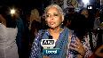 Women take part in Night Walk organised by Kerala govt
