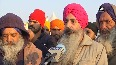Farmers protest enters day 24 at Singhu Border.mp4
