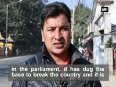 Protests in Nepal over tabling of Constitution amendment bill