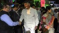 CM Naidu celebrates new year with IAS, IPS officers