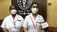 Nurses share experience after administering vaccine to PM Modi