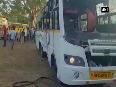 3 dead, 42 injured after bus overturns
