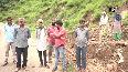 Landslide disrupts vehicular movement in Udhampur