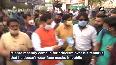 Narottam Mishra distributes face masks at Bhopal s New Market.mp4