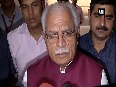 Gurugram student s murder Haryana CM says it s a heinous crime, urges court to punish accused at earliest