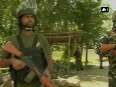 Encounter underway between security forces and terrorists